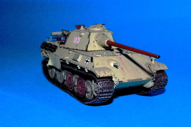 Panther ausf F Dragon 1/72 eme Dudu_010