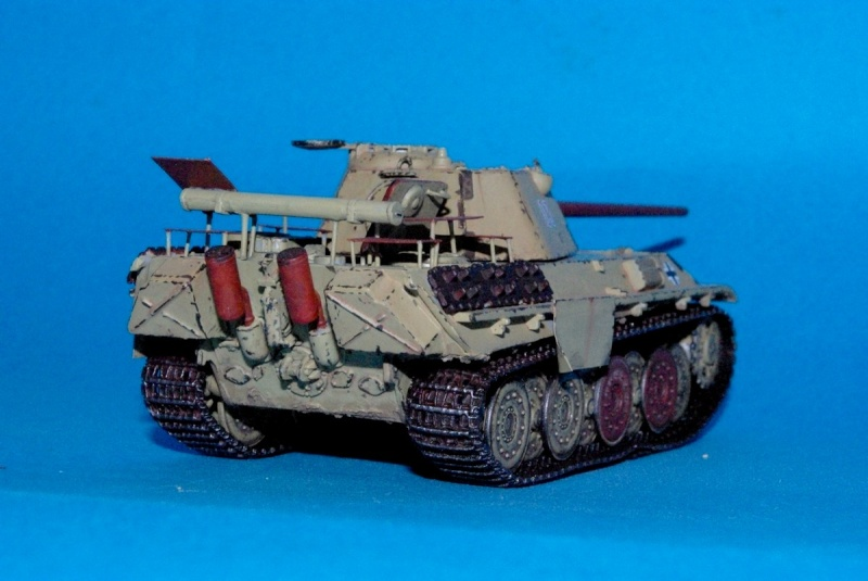 Panther ausf F Dragon 1/72 eme Dudu_011