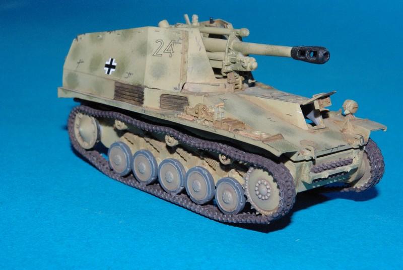 Sdkfz 124 Wespe ALBY 1/72eme Imgp2725