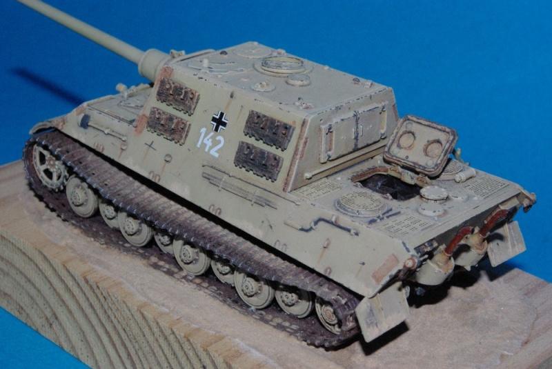 Sdkfz 186 Jagdtiger Porsche ( plastique Dragon ) Imgp2840