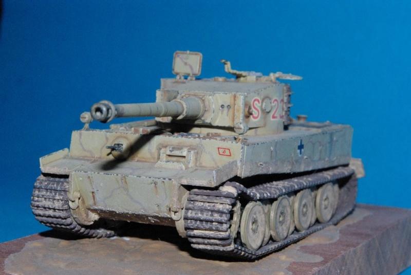 Sdkfz 181 Tiger I ausf E ( plastique Revell ) Imgp2847