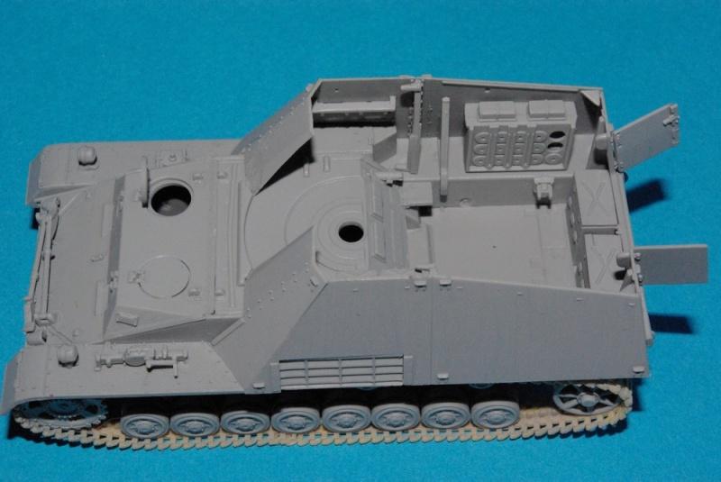Sdkfz 165 Hummel Dragon 1/72 eme Imgp2851