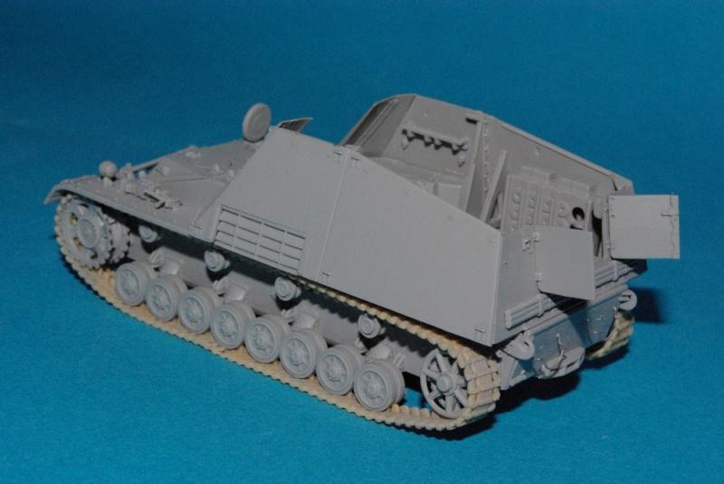 Sdkfz 165 Hummel Dragon 1/72 eme Imgp2852