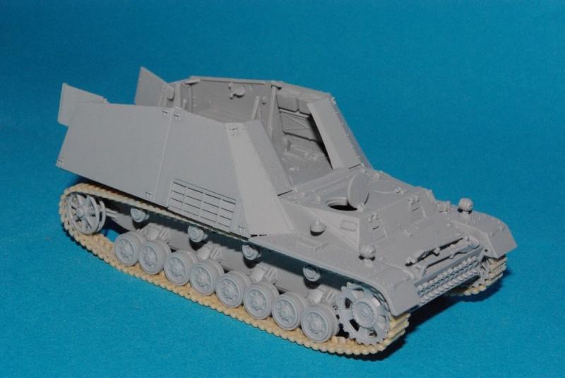 Sdkfz 165 Hummel Dragon 1/72 eme Imgp2853