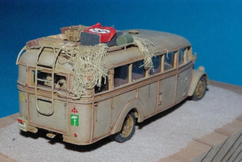Bus Opel Blitz ( résine ALBY  ) Imgp2910