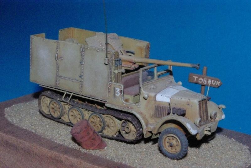 Sdkfz 6 Diana mit 7,62 cm FK 36 r ( résine Milicast ) Imgp2928