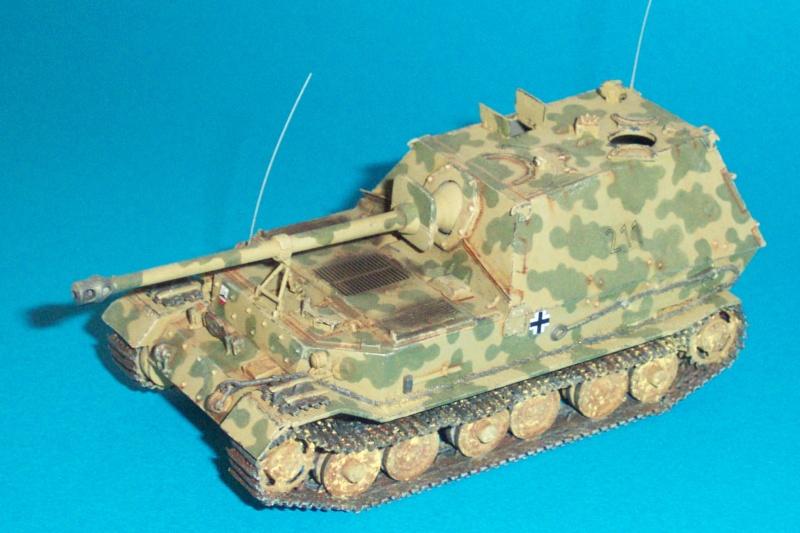 Jagdpanzer Ferdinand Trumpeter 1/72eme Jagdpa10