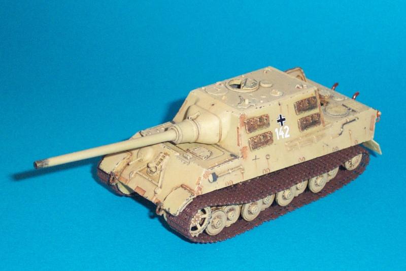 Jagdpanzer Jagdtiger Dragon 1/72eme Jagdti10