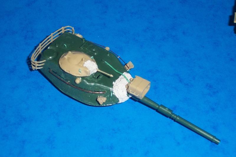 Patton M 60 A1 Reforger ( plastique ESCI et améliorations ) M_60_a10