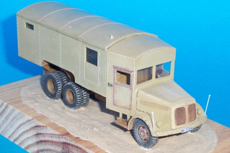 Tatra 111 6500 Atack 1/72eme Maquet16