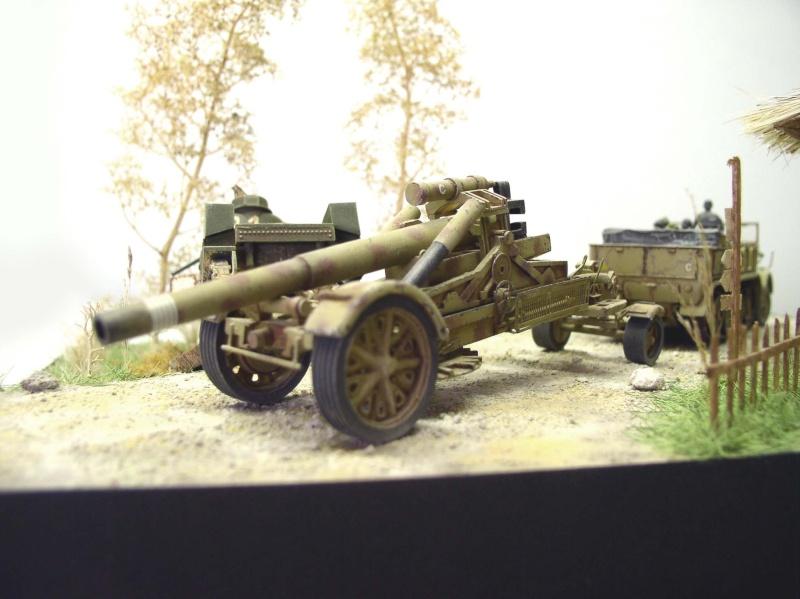 Sdkfz 9 Famo 18 tonnes ALBY 1/72eme Morser10