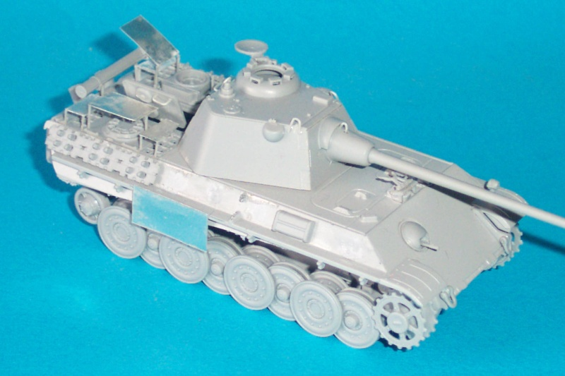 Panther ausf F Dragon 1/72 eme Photo_10