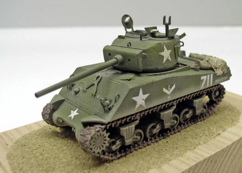 Sherman M4 A3 76mm Wet Extratech 1/72eme Sherma10