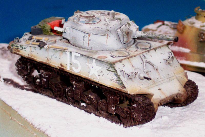 Sherman M4 A3 105mm Extratech 1/72eme Sherma12