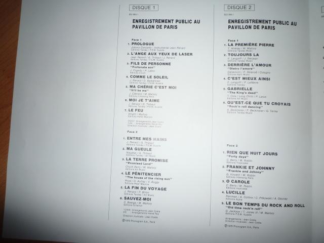 sortie du cube vinyles de 1984 Tourne25