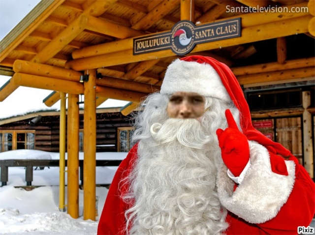 Qui est le père Noel ? - Page 9 Noel111
