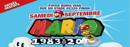 MariO l'expo PINON 02320