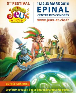 Festival Jeux et Cie, Epinal les 11, 12 et 13 mars Jec-2011