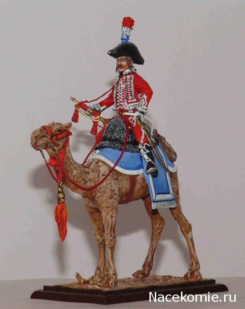 Trompette du Régiment des Dromadaires en 1800 (180 mm) 20891_10