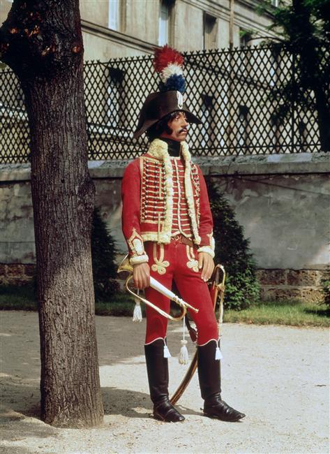 Trompette du Régiment des Dromadaires en 1800 (180 mm) Camelt10
