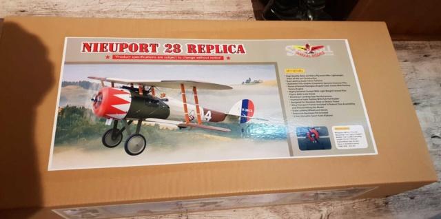 Le Nieuport 28 est reçu ! 20181210
