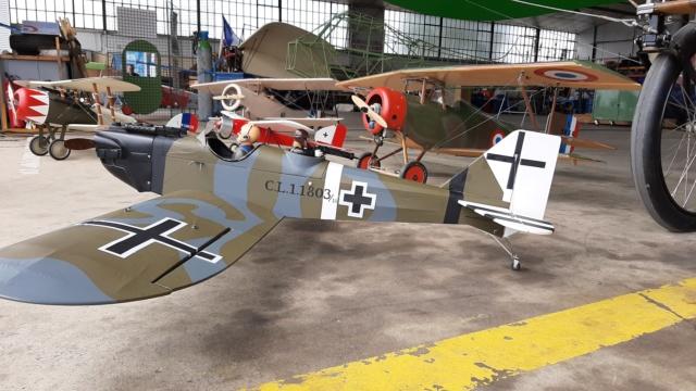 Exposition d'avions anciens au Cercle des Machines volantes  20190613