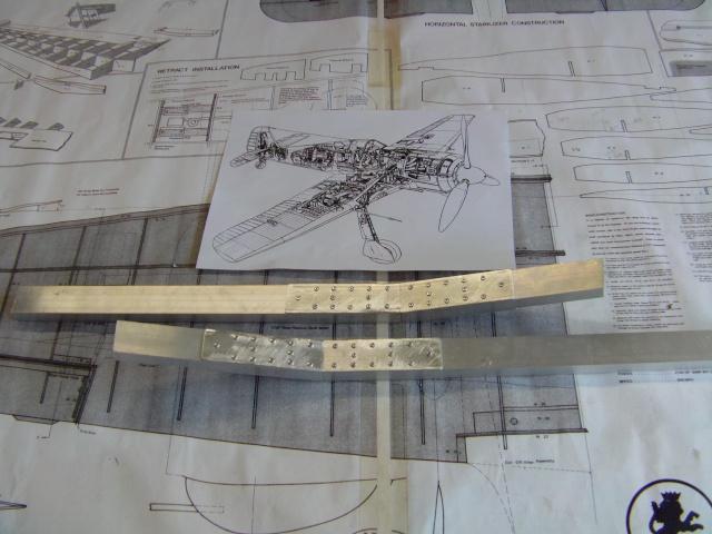 Construction du Fockewul 190 de Karl Achenbach Fw_19033