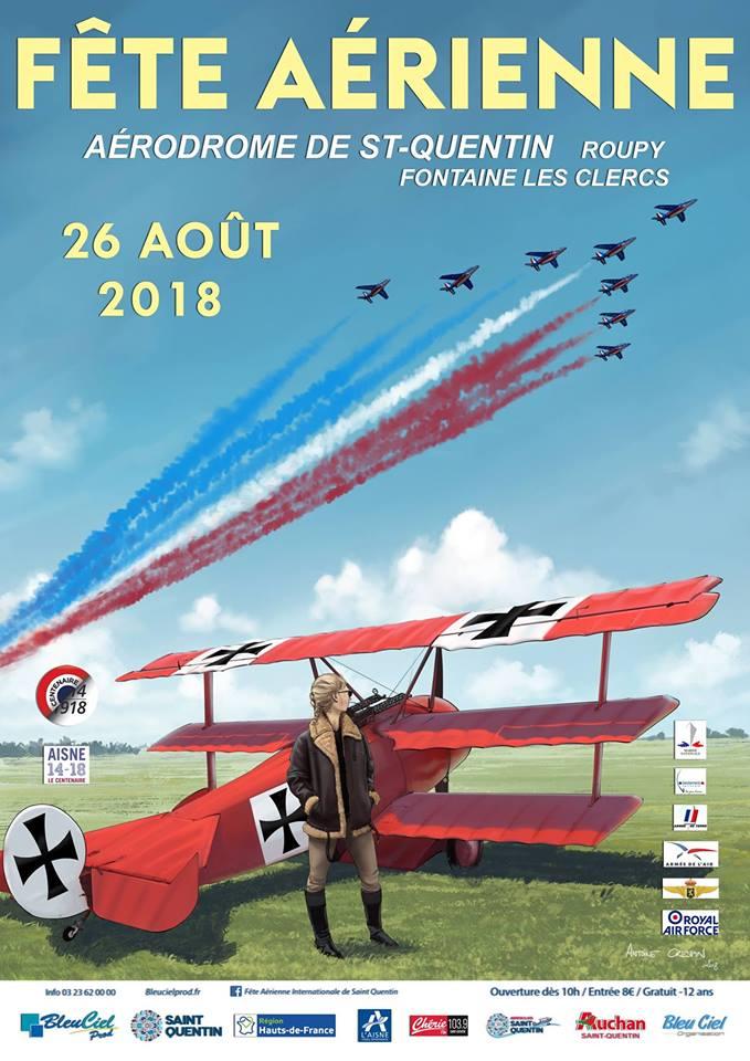 Roupy  2018 Fête aérienne le dimanche 26 août 2018 Fzote-10