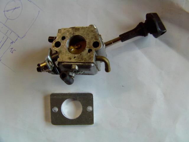 Modification d'un moteur méthanol en moteur à essence ! Imag0187