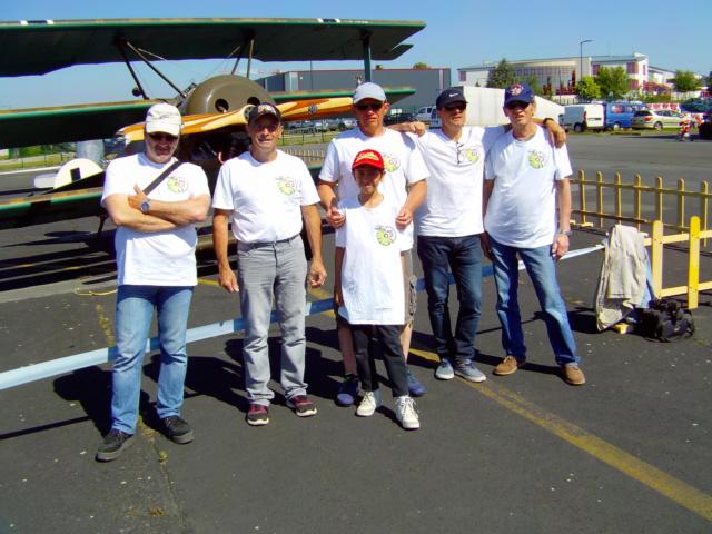 Exposition d'avions anciens au Cercle des Machines volantes  Imag0241