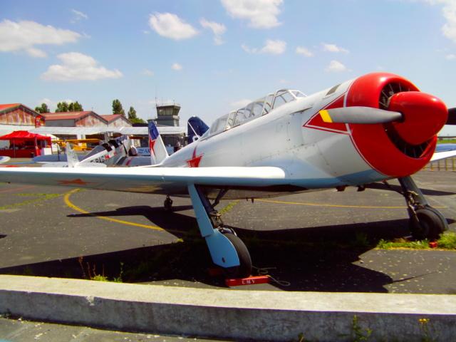 Exposition d'avions anciens au Cercle des Machines volantes  Imag0242