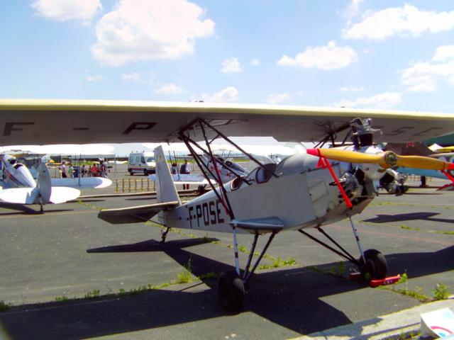 Exposition d'avions anciens au Cercle des Machines volantes  Imag0243