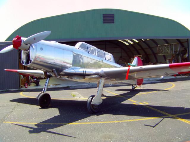 Exposition d'avions anciens au Cercle des Machines volantes  Imag0244