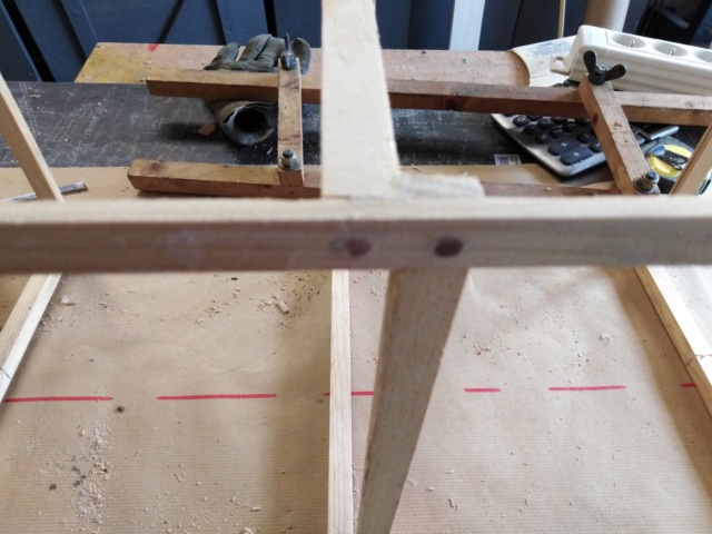 Construction du Latécoère 28  Img_2127