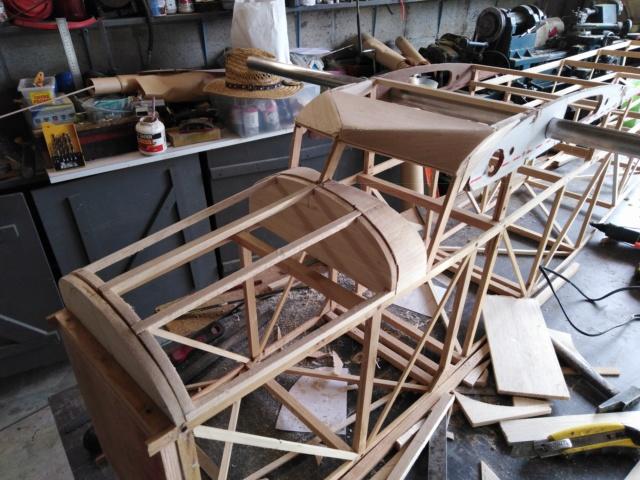 Construction du Latécoère 28  Img_2134