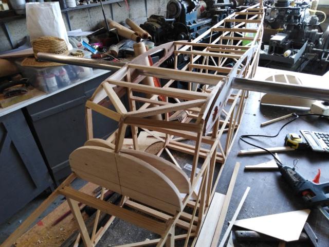 Construction du Latécoère 28  Img_2135