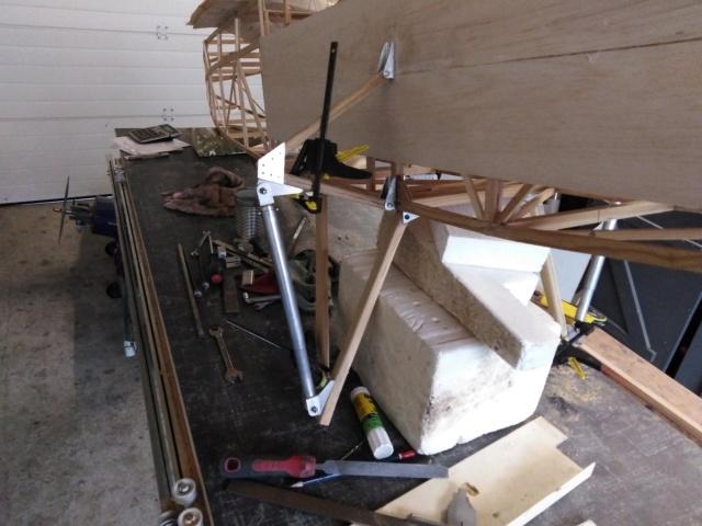 Construction du Latécoère 28  Img_2139