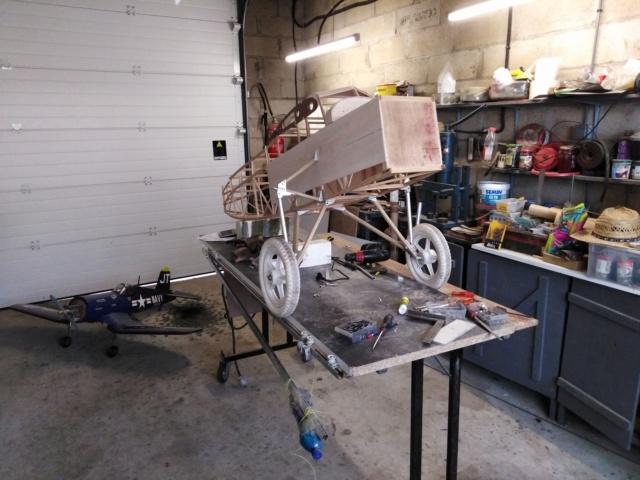 Construction du Latécoère 28  Img_2144
