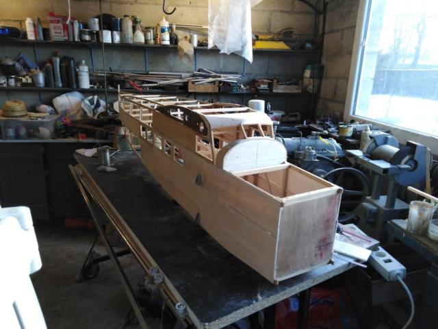 Construction du Latécoère 28  Img_2145