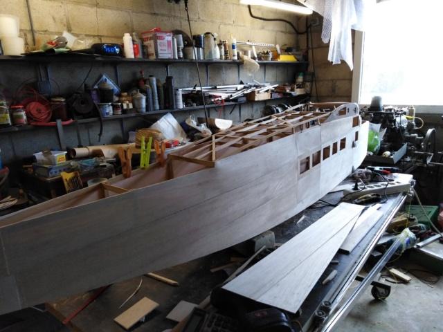 Construction du Latécoère 28  Img_2150