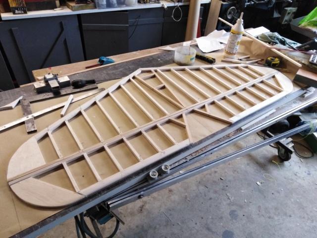 Construction du Latécoère 28  Img_2155