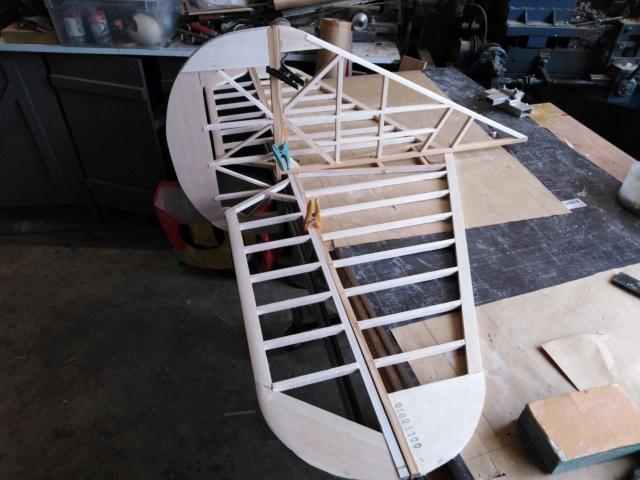 Construction du Latécoère 28  Img_2162
