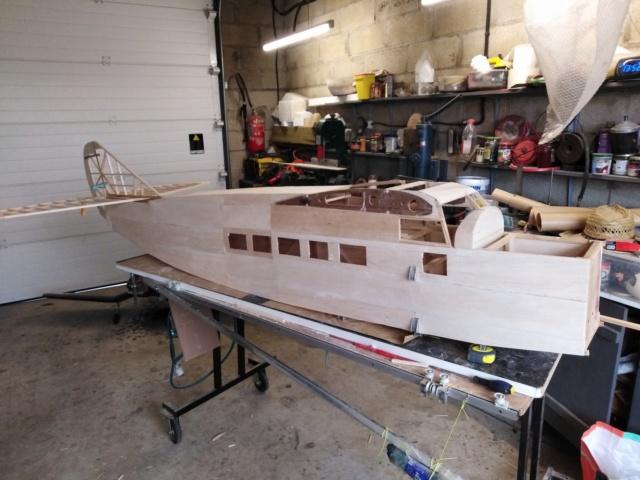 Construction du Latécoère 28  Img_2164