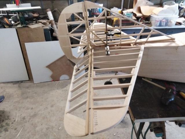 Construction du Latécoère 28  Img_2171