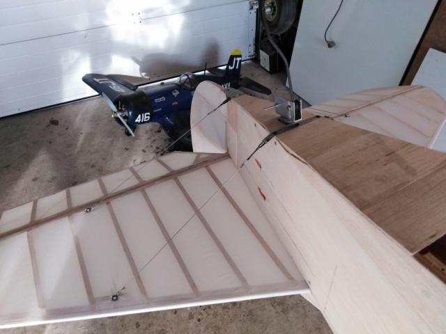 Construction du Latécoère 28  Img_2188
