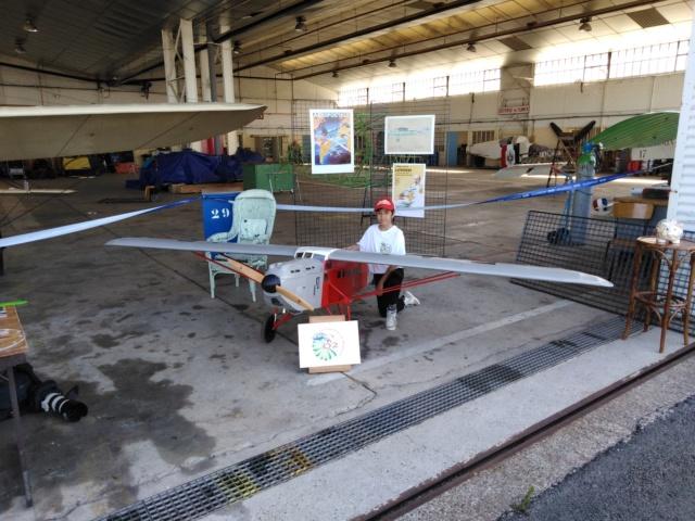 Exposition d'avions anciens au Cercle des Machines volantes  Img_2441