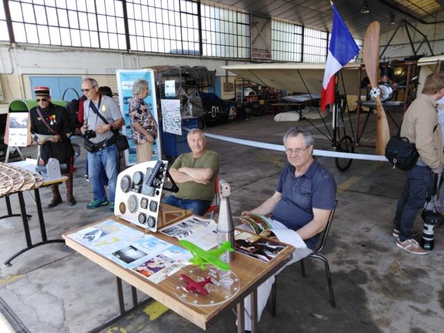 Exposition d'avions anciens au Cercle des Machines volantes  Img_2444