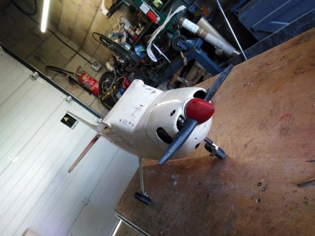 Rénovation d'un Cessna Cardinal d'Aviomodelli  destiné à la poubelle ! Img_2731