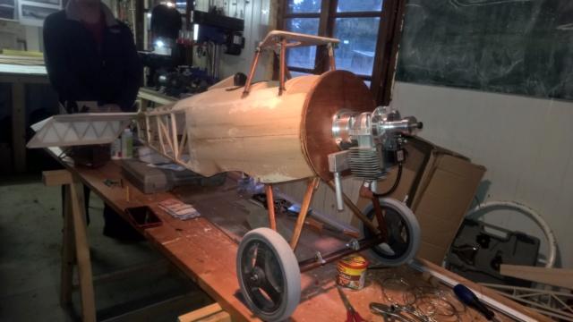 Reprise de la construction du Nieuport 17 à Bruno Wp_20114
