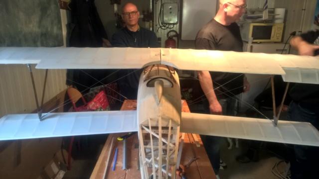 Reprise de la construction du Nieuport 17 à Bruno Wp_20133